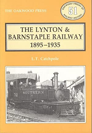 The Lynton & Barnstaple Railway 1895-1935
