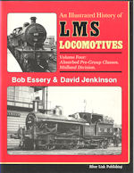 An Illustrated History of LMS Locomotives