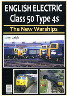English Electric Class 50 Type 4s