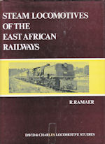Steam Locomotives of the East African Railways