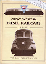 Great Western Diesel Railcars + Supplement
