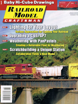 Railroad Model Craftsman June 2017