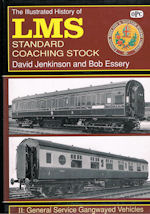 The Illustrated History of LMS Standard Coaching Stock