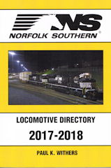 Norfolk and Southern Locomotive Directory 2017-2018