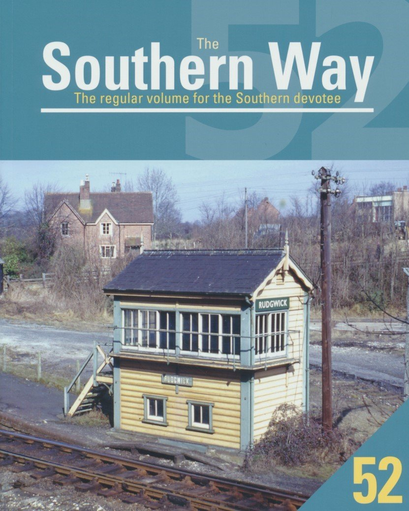 The Southern Way - Issue 52