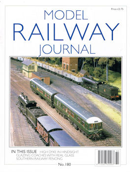 Model Railway Journal No 180