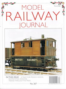 Model Railway Journal No 267