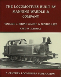The Locomotives built by Manning Wardle & Company