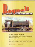 Bagnall Locomotives